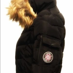SOLD OUT IN STORES Madden NYC Junior Puffer Coat
